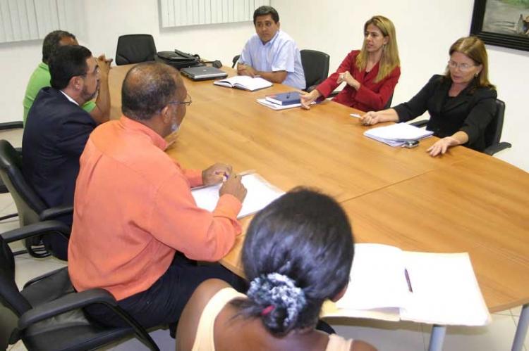 João Santana Filho participa de negociações entre a Prefeitura de Aracaju e Sepuma